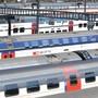 In Altstetten ZH machen die Züge Corona-Pause.