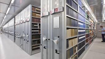 Die Schweizerische Nationalbibliothek lanciert im November ein Crowdsourcing-Projekt. (Symbolbild)