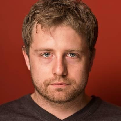 Gabriel Vetter ist Kabarettist.