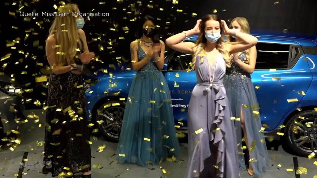 Miss Bern Wahlen 2021: Shana Frezza holt sich die Krone