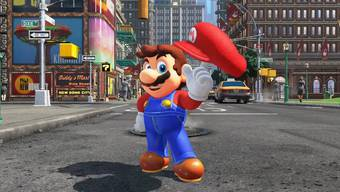Super Mario Odyssey überzeugt an der diesjährigen E3