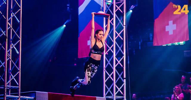 Jastina Doreen Riederer versucht ihr Glück bei Ninja Warrior