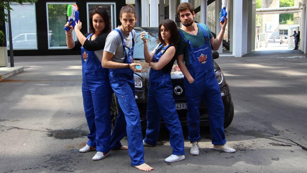 Das war der Grosse Radio 24 Autowaschtag