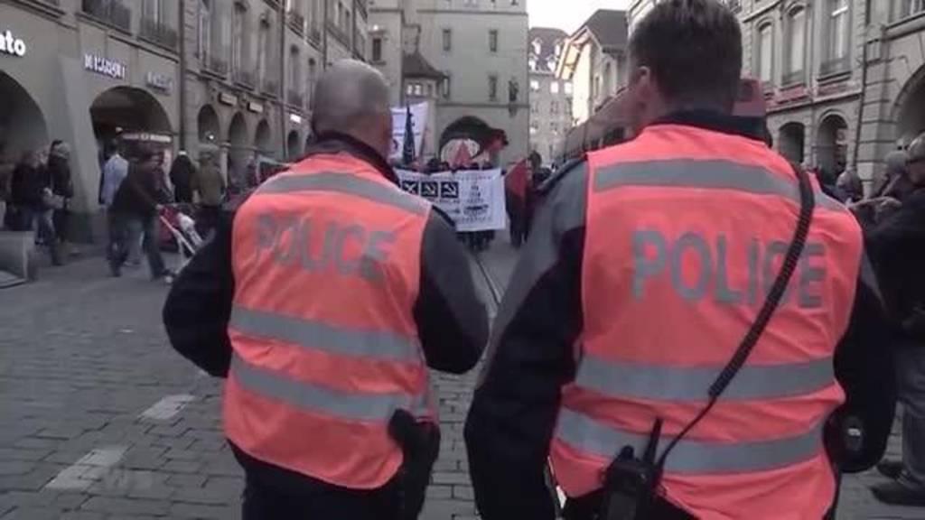 360 neue Polizisten für den Kanton Bern