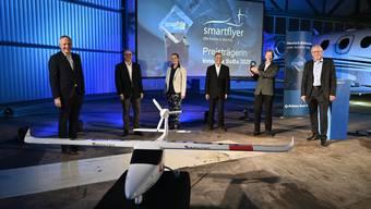 InnoPrix 2020 wird an Smartflyer AG übergeben