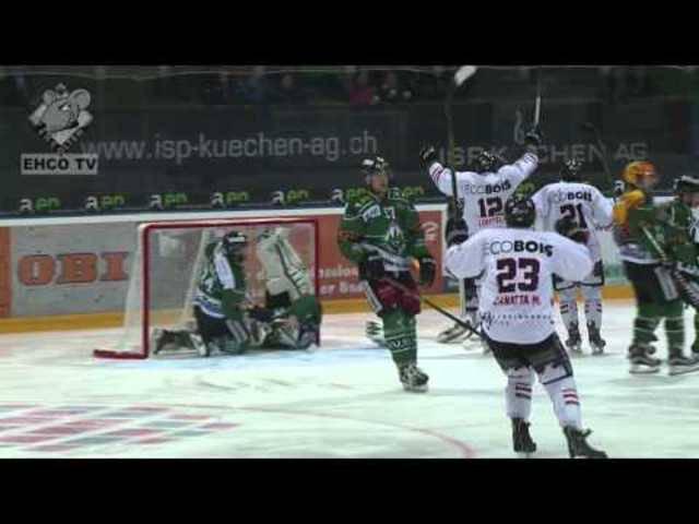 5.1.2016 EHC Olten - HC Red Ice Martigny 7:6 n.P.