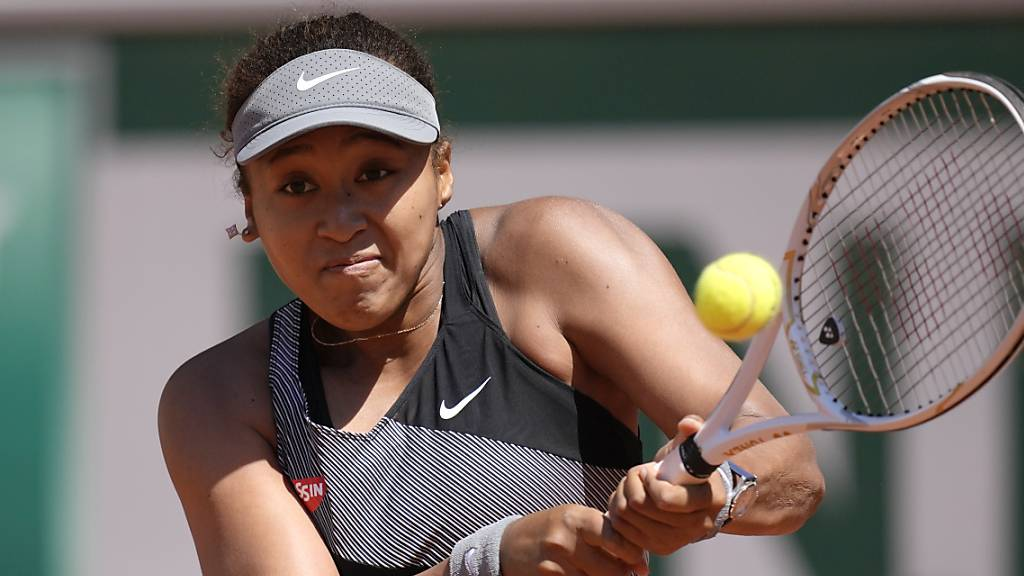 Osaka erklärt für Wimbledon Forfait