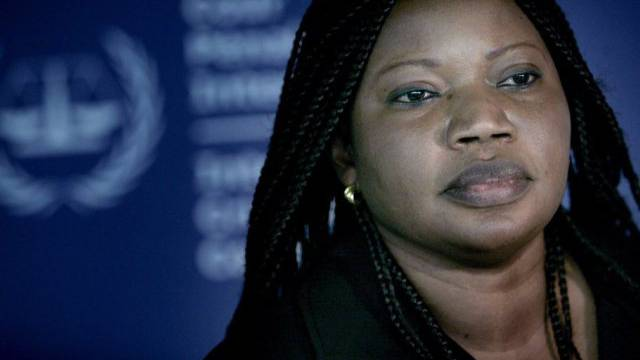 Bensouda wies auf die abschreckende Wirkung des ICC hin Archiv)