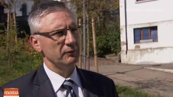 Andreas Glarner im ARD-Beitrag