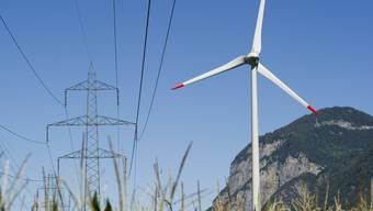 Windräder produzieren 2011 eine Rekordmenge an Strom