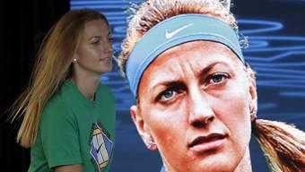 Die Königin der Herzen in Melbourne: Petra Kvitova steht erstmals seit der Messer-Attacke eines Einbrechers wieder im Final eines Grand-Slam-Turniers