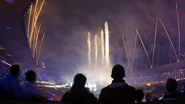 Ein Feuerwerk der Leichtathletik im Letzigrund