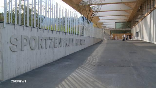 80 Mio. teure Sportanlage Heuried eröffnet