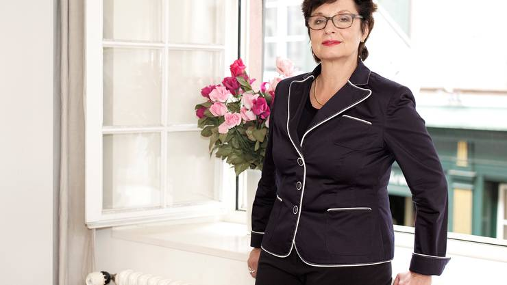 Die Basler Ständerätin Anita Fetz (SP) im bz-Interview.