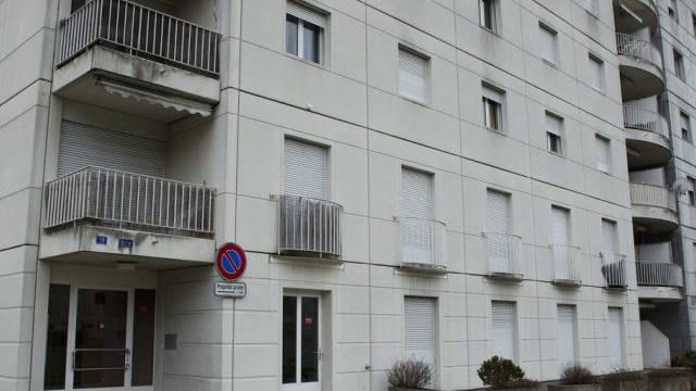 In diesem Haus in Vernier fand die blutige Tat statt (Archiv)