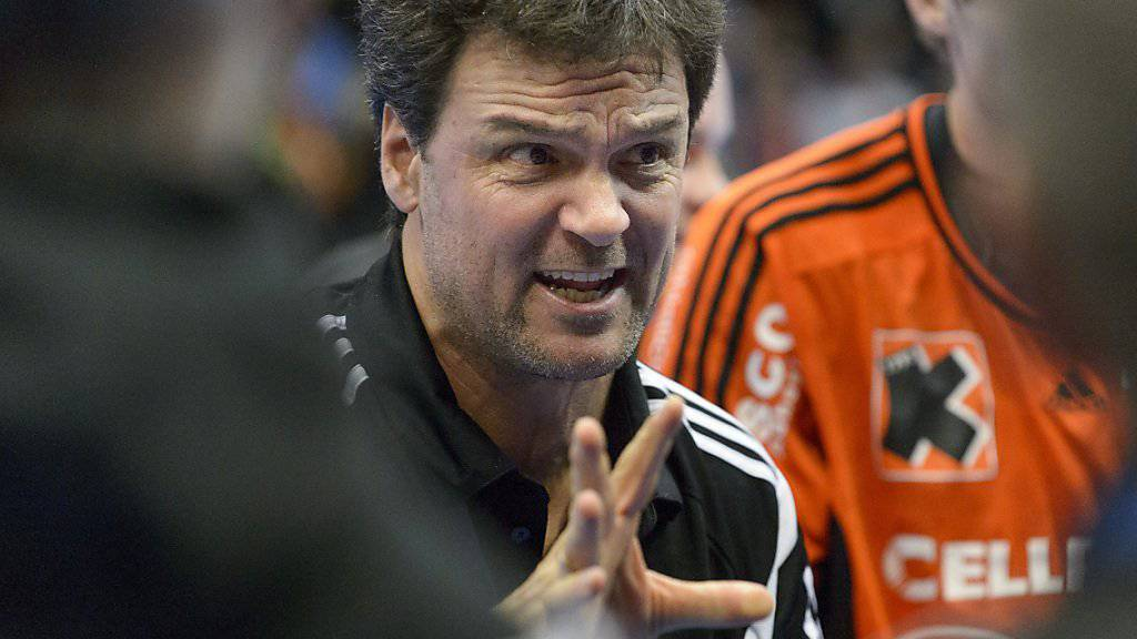 Markus Baur wurde unmittelbar nach dem Sieg im Cup-Achtelfinal entlassen
