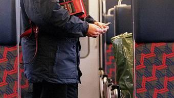 Kontrolle in SBB-Zügen