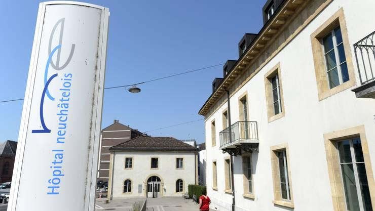 Am gestrigen Montag meldeten sich die Eltern des Kindes beim Kantonsspital Neuenburg.
