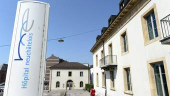 Die Eltern des Kindes hatten sich an das Neuenburger Kantonsspital gewandt.