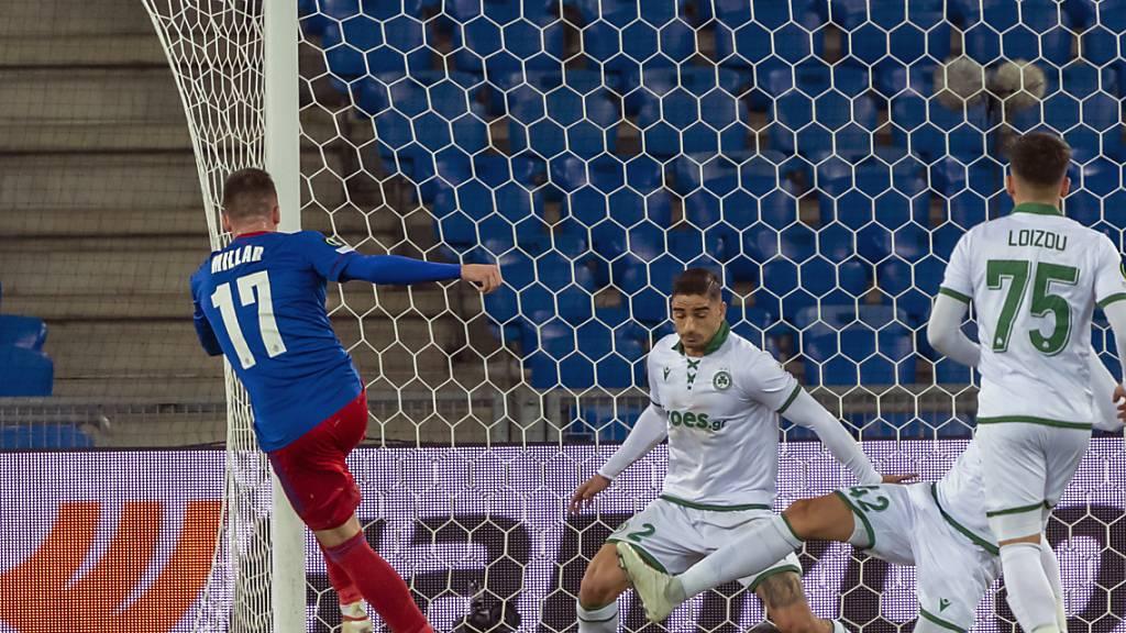Ungefährdeter Sieg bringt FC Basel voran