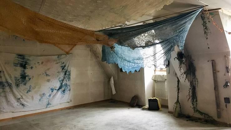 Reto Pulfer: «Tincti», Museum der Kulturen