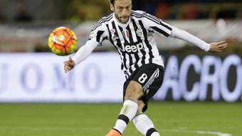 Claudio Marchisio trug praktisch sein ganzes Fussballer-Leben das Juve-Trikot