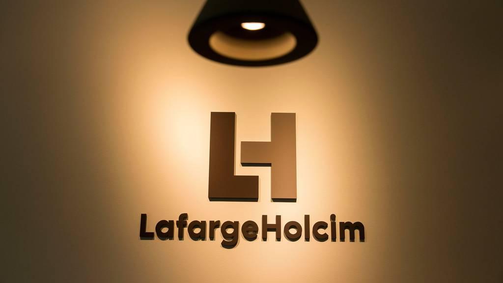 2 Milliarden Gewinn:LafargeHolcim verzeichnet Rekordergebnis