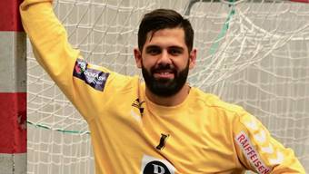 Der Zypriote Christophoros Nungovitch ersetzt im Tor des TV Endingen den nach Frankreich abwandernden Gabor Busa.