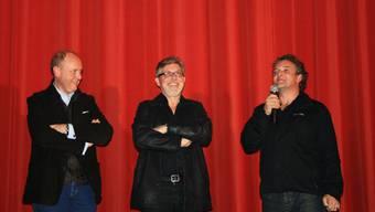 Filmpremiere in Baden mit Marco Rima