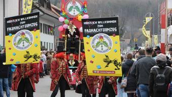 1_Fasnachtsgesellschaft Würenlingen - Presidänt André (5)