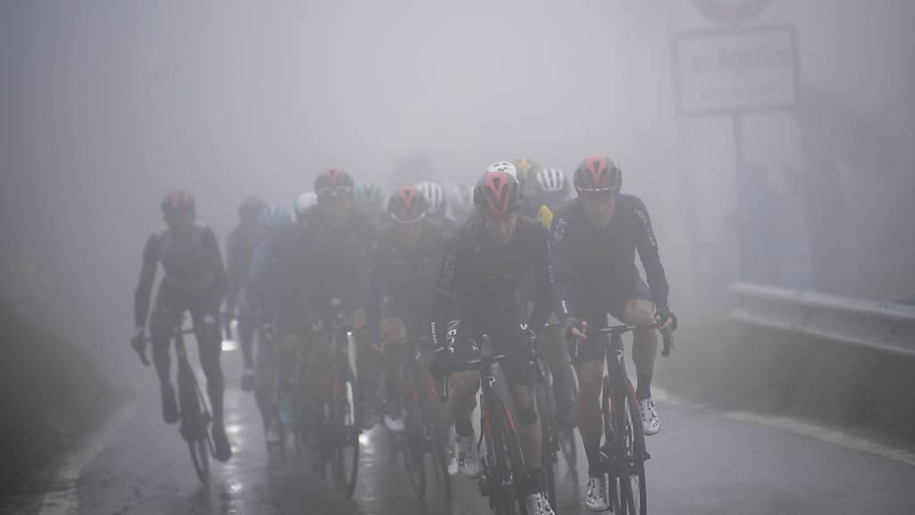 Königsetappe des Giro verkürzt