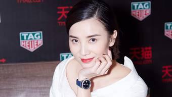 Wirbt für die neue Kooperation: die chinesische Schauspielerin Song Jia.