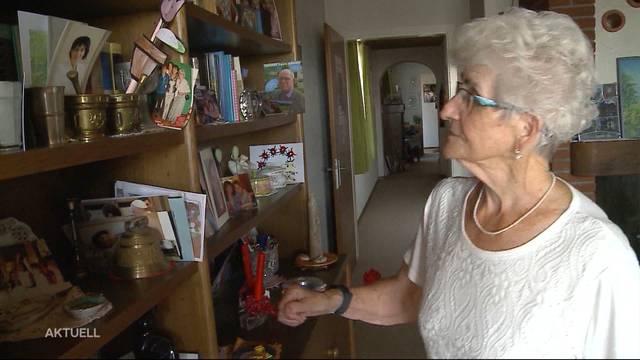 Leuthard überrascht ihre Mutter mit ihrem Rücktrittsentscheid