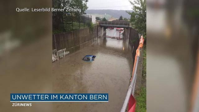 Weltuntergangsstimmung im Kanton Bern