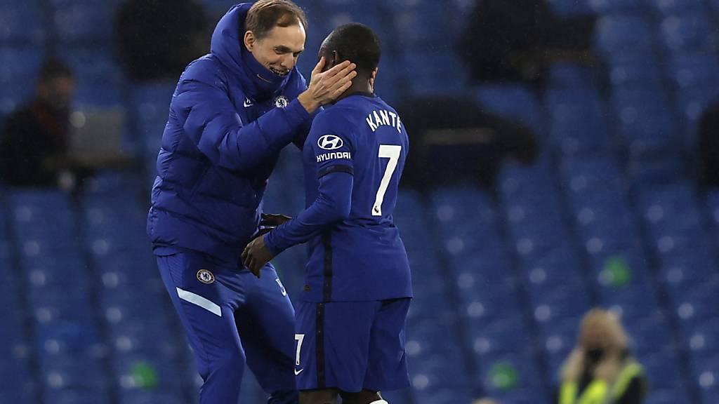 Chelsea rückt auf Platz 4 vor