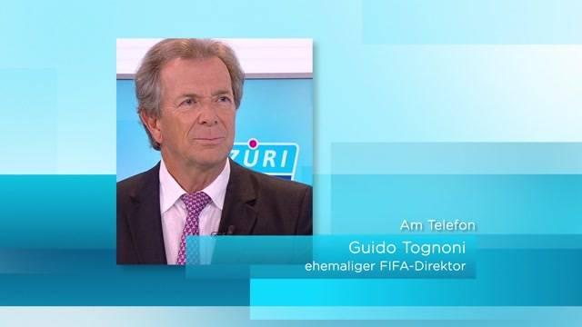 Ehemaliger Fifa-Funktionär Guido Tognoni zum Rücktritt