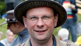 Sittener Weinhändler mit Hut und mutmasslich krimineller Energie: Dominique Giroud. JEAN-CHRISTOPHE BOTT/KEystone
