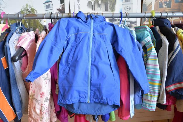 Eine coole Jacke für garstiges Wetter