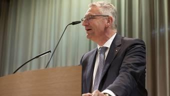 Andreas Glarner hat die Aargauer SVP-Delegierten überzeugt – ausserhalb seiner Partei kommt die Wahl nicht sehr gut an.