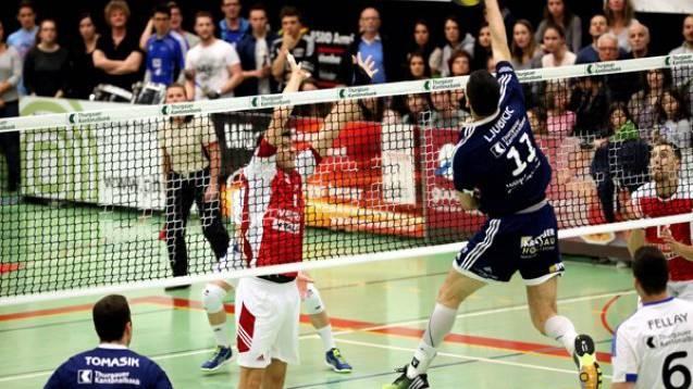 Hätte fest mit einem Sieg gerechnet: Volley Amriswil.