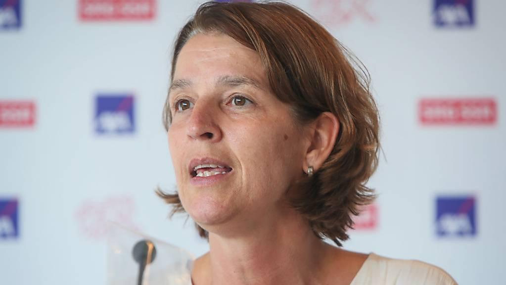 Tatjana Hänni will auch die EM nutzen, um den Frauenfussball weiter voran zu bringen