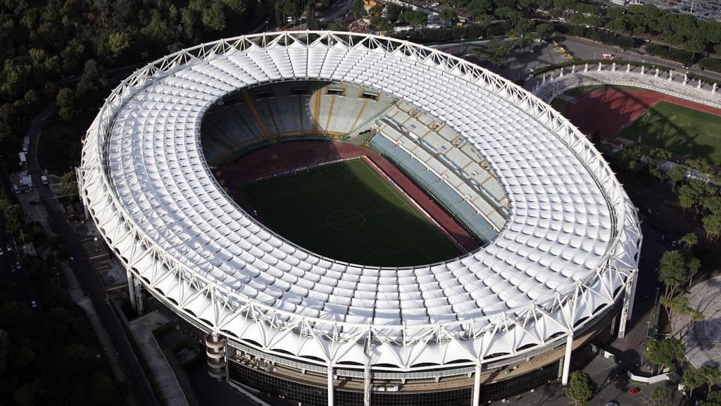 Bombenalarm beim Olympiastadion kurz vor Schweiz-Spiel
