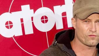 """Wenig überraschend: Nach der umstrittenen """"Tatort""""-Doppelfolge vom Wochenende bezeichnete Schauspieler Til Schweiger (alias Kommissar Nick Tschiller) seine Kritiker als Trottel (Archiv)."""