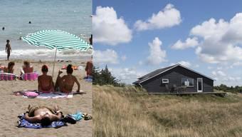 Ferien in Türkei und Norden (Dänemark)