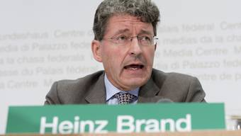 Heinz Brand.
