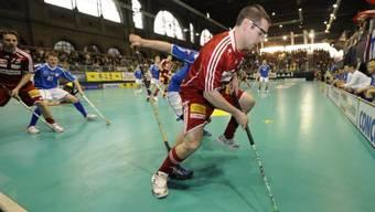 Auch Matthias Hofbauer konnte die Schweizer Niederlage nicht abwenden