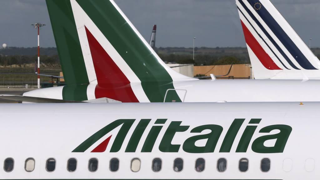 Lufthansa pocht auf Restrukturierung von Alitalia