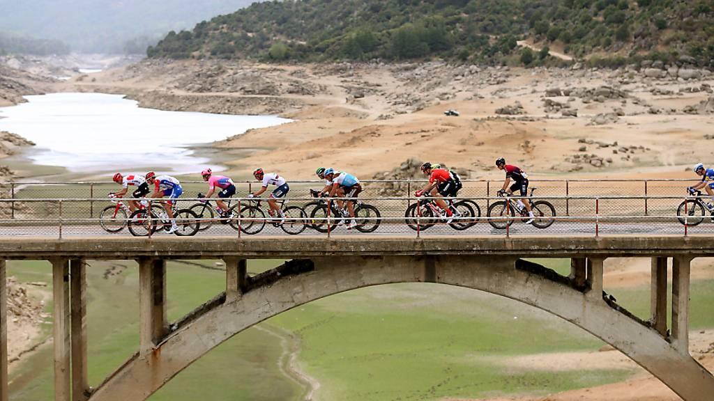 Keine Vuelta-Etappen in Portugal