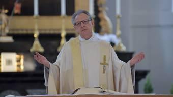 Verabschiedung Pfarrer Tosin Grenchen
