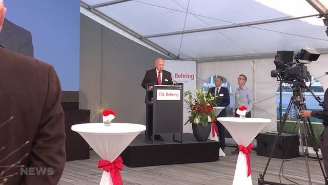 CSL Behring schafft 50 neue Arbeitsplätze